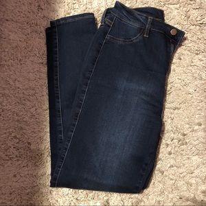 NWOT Fashion Nova Classic High Waist Skinny Jean